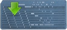 A punchcard
